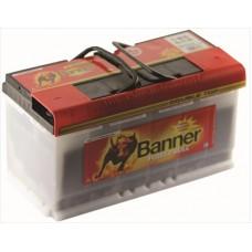 Aku Banner Power Bull PRO 100Ah 800A -/+