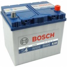Aku Bosch S4024 60Ah 540A -/+