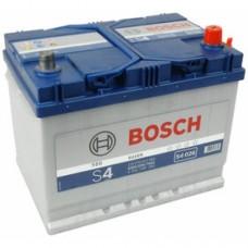 Aku Bosch S4026 70Ah 630A -/+