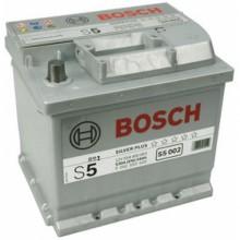 Aku Bosch S5002 54Ah 530A -/+