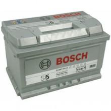 Aku Bosch S5007 74Ah 750A -/+