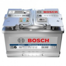 Aku Bosch S6008 AGM 70Ah 760A -/+