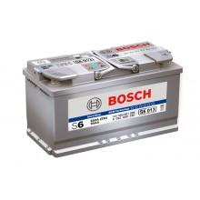 Aku Bosch S5A13 AGM 95Ah 850A -/+