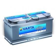Aku Varta SILVER H15 AGM 105Ah 950A -/+